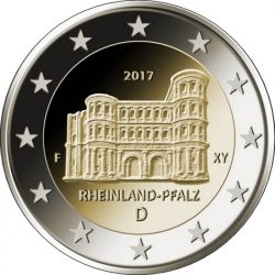 2 euro Germany 2017