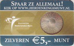 5 euro. Netherland 2004. Antillen