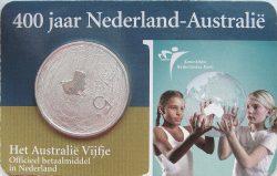 5 euro. Netherland 2006. Australia