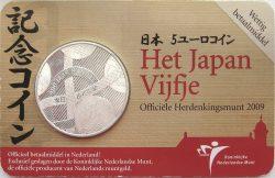 5 euro. Netherland 2009. Japan