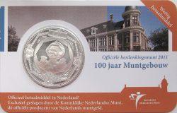 5 euro. Netherland 2011. Mint