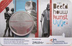 5 euro Netherland 2012 sculptura obv