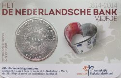 5 euro. Netherland 2014. Bank