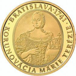 Slovakia 2016. 100 euro. Maria Theresa