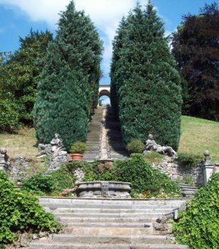 Вилла Чиконья Моццони (ит. Villa Cicogna Mozzoni)