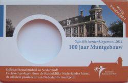 5 euro Netherland 2011 Mint folder1