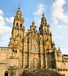 Старый город Сантьяго-де-Компостела