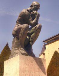 «Мыслитель» (фр. Le Penseur)