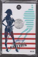France 2017. 10 euro. Jean-Paul Gaultier. Corsica