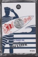 France 2017. 10 euro. Jean-Paul Gaultier. Pays Basque
