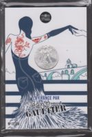 France 2017. 10 euro. Jean-Paul Gaultier. Languedoc