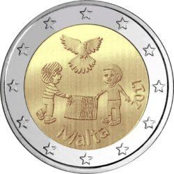 2 euro Malta Piece