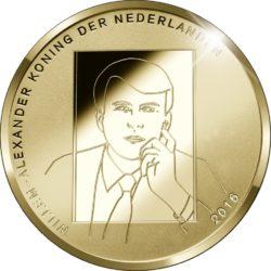 Netherland 2016. 10 euro. Bosch