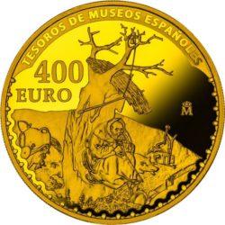Spain 2016. 400 euro. Bosco