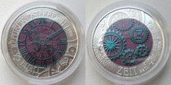 Austria 2016. 25 euro. Time