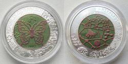 Austria 25 euro Niob 2017