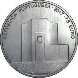 Portugal 2017. 7.5 euro. Álvaro Siza Vieira