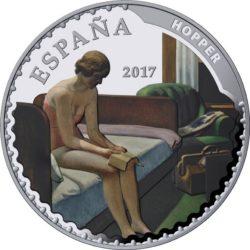 Spain 2017. 50 euro. Tesoros Museos Españoles