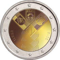 2 euro Eesti 2018