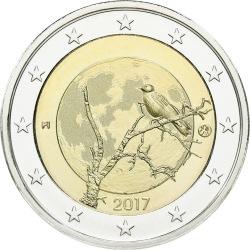 2 euro Finland 2017 Nature