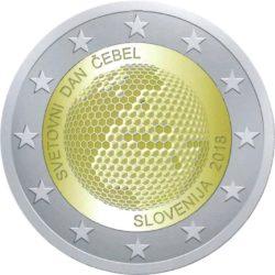 2 euro Slovenia 2018