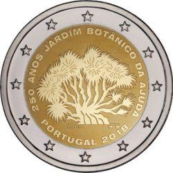 2 euro Portugal 2018 Garden