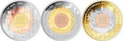Luxembourg 2018-2020 2.5 euro UNESCO