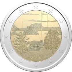 2 euro 2018 Finnland Sauna