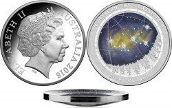 Australia 2016 5 dollars Cassiopeia