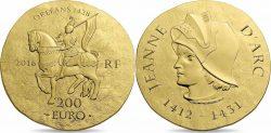 France 2018 200 euro Jeanne