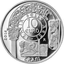 Italy 2018 10 euro Trani
