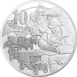 France 2016 10 euro Grande Guerre