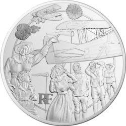 France 2017. 10 euro. Grande Guerre