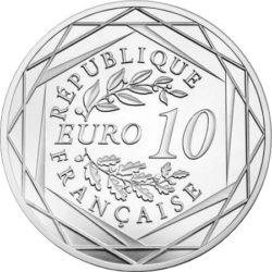 France 2018 10 euro Armistice