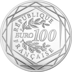 France 2018 100 euro Armistice