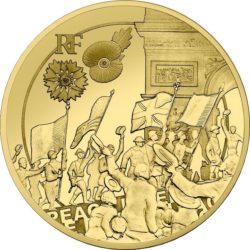 France 2018. 50 euro Grande Guerre