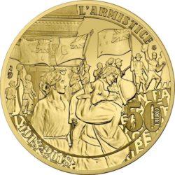 France 2018. 10 euro Grande Guerre