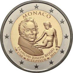 2 euro Monaco 2018 Bosio