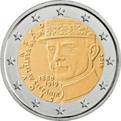 2 euro Slovakia 2019
