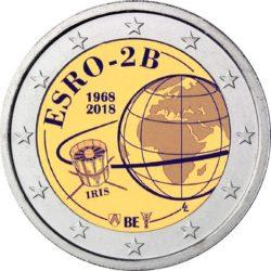 50-летие запуска первого европейского спутника ESRO 2B