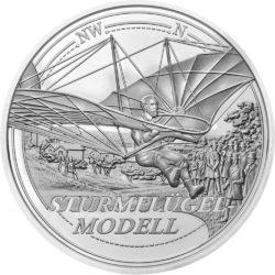 Austria 2019 20 euro Fly rev