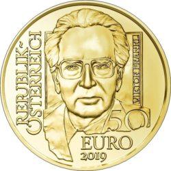 Austria 2019. 50 euro. Viktor Frankl