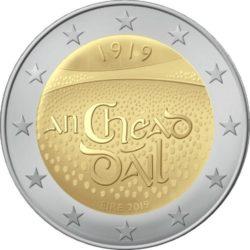 2 euro Eire 2019