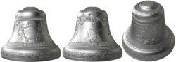 Niue 2017 10$ Tsar Bell