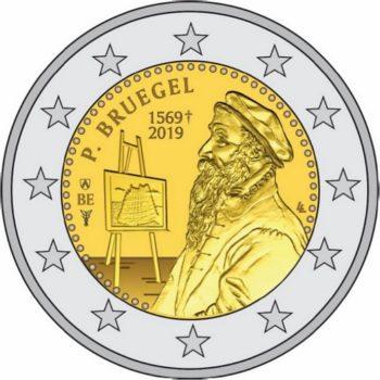 2 euro Belgium 2019 Bruegel