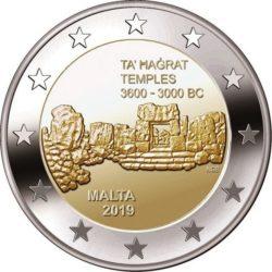 2 euro Malta 2019