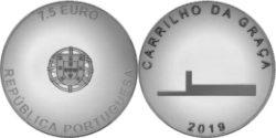 Portugal 2019 7.5 euro Carrilho da Graca