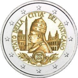 2 euro Vatican 2019 1929