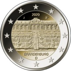 2 euro Germany 2020