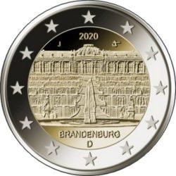2 euro Germany 2020